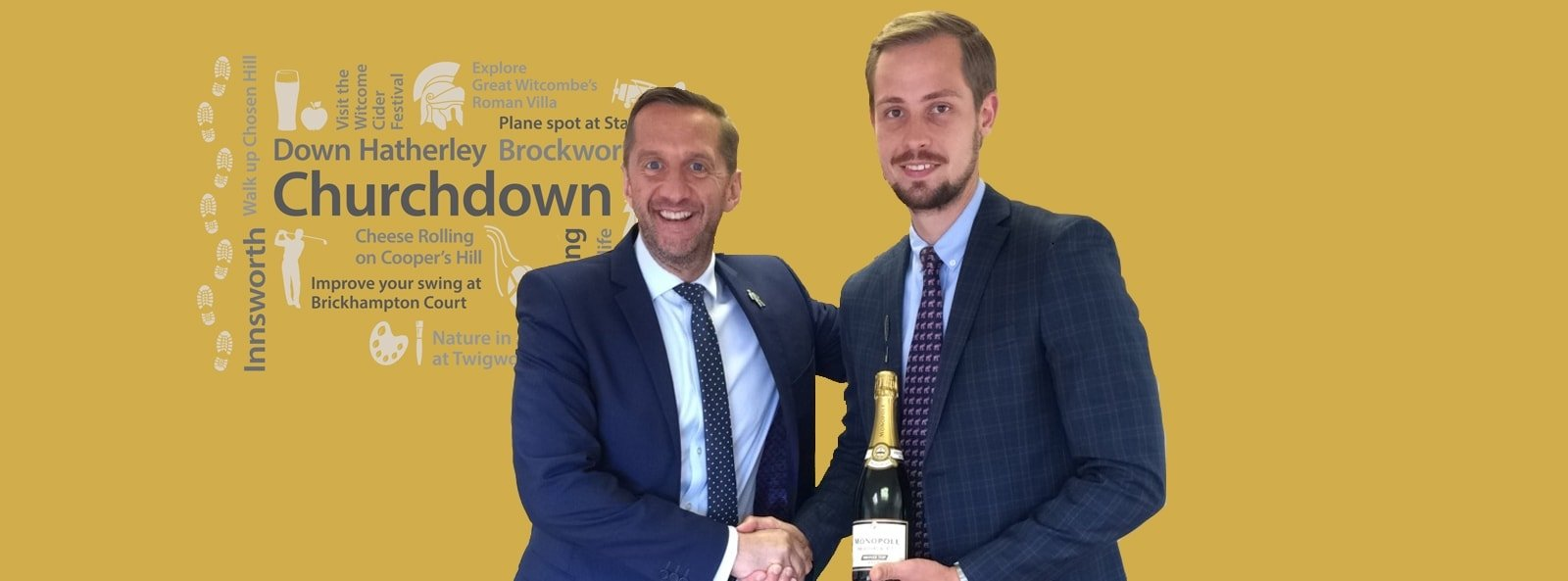 James Morgan Promoted to Churchdown's Branch Manager