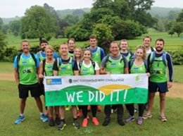 The Property Centre Complete The Cotswold Way Challenge