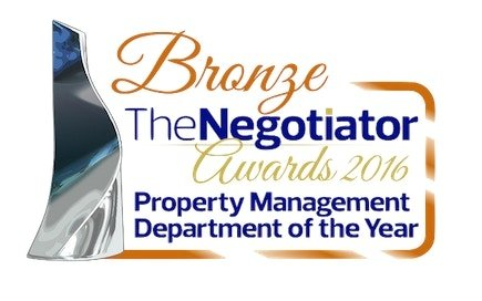 Bronze - The negotiator awards 2016